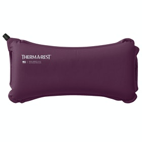 Thermarest Lumbar Travel Pillow - Eggplant