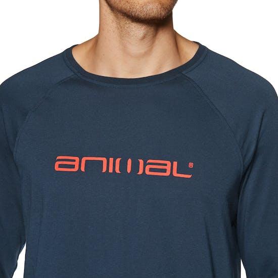 T-Shirt à Manche Longue Animal Action