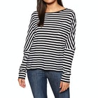 O'Neill Essential Striped Ladies Long Sleeve T-Shirt