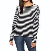 O'Neill Essential Striped Damen Langarm-T-Shirt