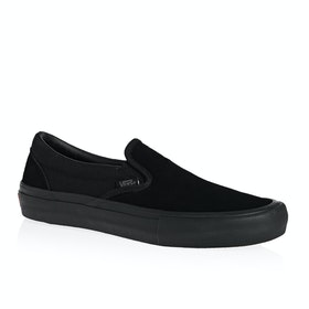 Scarpe Slip On Vans Pro - Blackout