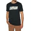 Rip Curl Undertone Yard Short Sleeve T-Shirt - Black
