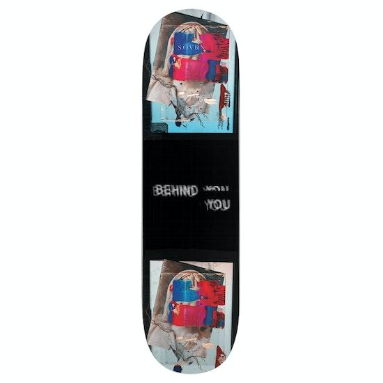 SOVRN Behind You 8.25 Inch Skateboard Deck