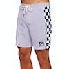 Quiksilver Highline Checker Arch 18in Beach Shorts - Purple Ash