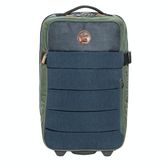 Quiksilver New Horizon 32L Wheeled Luggage