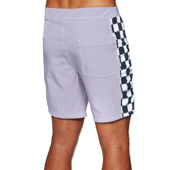 Quiksilver Highline Checker Arch 18in Beach Shorts