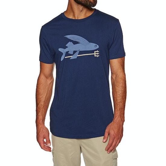 Patagonia Flying Fish Organic Short Sleeve T-Shirt