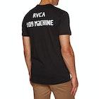 RVCA Small Toy Machine Mens Short Sleeve T-Shirt