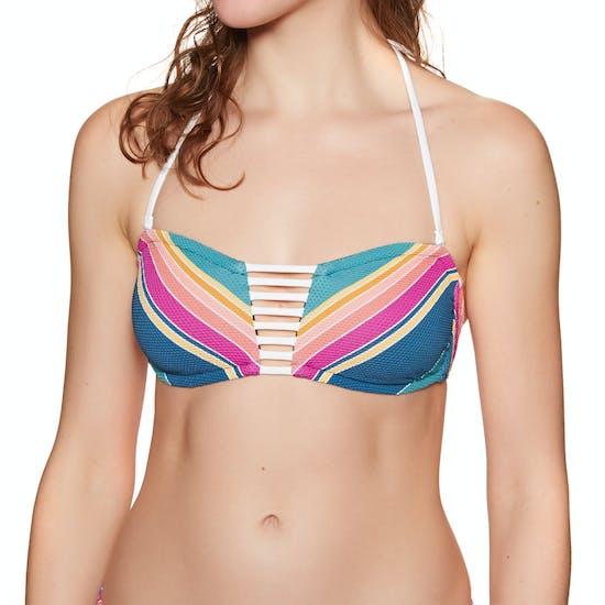 Bikini Rip Curl Golden Haze Bandeau