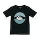 T-Shirt à Manche Courte Quiksilver Stomped On