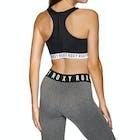 Roxy Fitness Full Crop Bikini Top