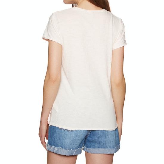 Rip Curl Rainbow Wetsuit Ladies Short Sleeve T-Shirt