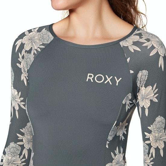 Roxy Romantic Sences Lycra Damen Rash Vest