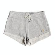 Roxy Travel Often Heather Girls Beach Shorts