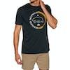 T-Shirt a Manica Corta Quiksilver The Cub - Black