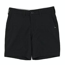 Boardshort Quiksilver Union Amphibian 16in - Black