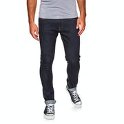 Quiksilver Revolver Rinse Straight Fit Jeans