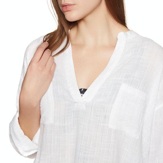 Rip Curl Koa Beach Cover up Womens Shirt