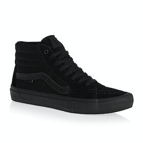 Vans SK8 Hi Pro Shoes - Blackout