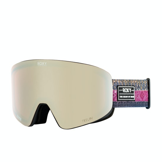 Roxy Feelin Womens Snow Goggles