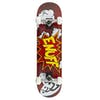 Enuff Pow Complete 7.75 Inch Skateboard - Red