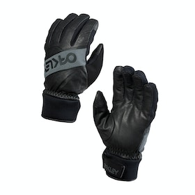 Oakley Factory Winter 2 Snow Gloves - Blackout