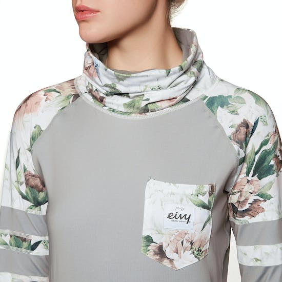 Top Seconde Peau Femme Eivy Icecold Bl Top Bloom L