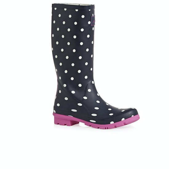 Joules Roll Up Womens ウェリントンブーツ