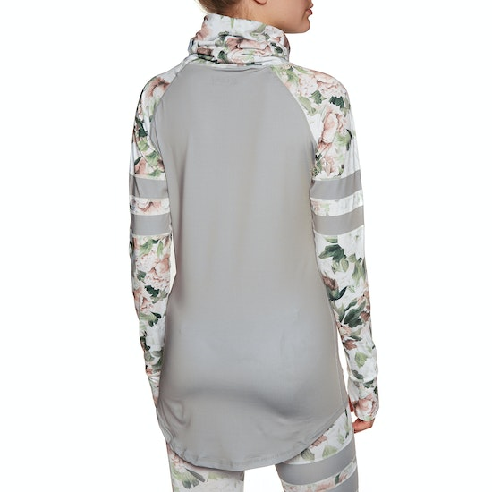 Eivy Icecold Bl Top Bloom L Womens Base Layer Top