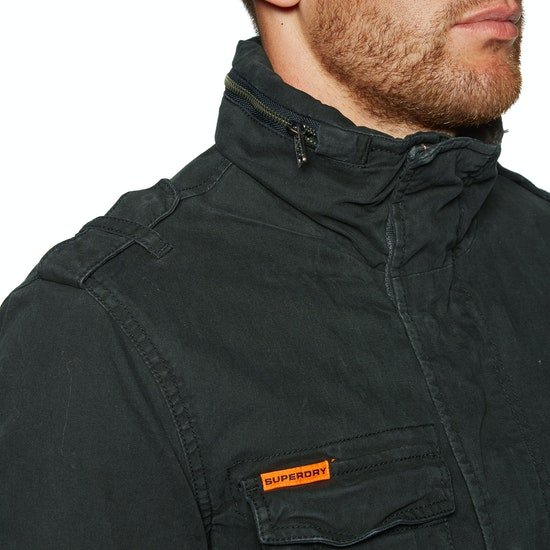 Superdry Classic Rookie Military Parka Jacket