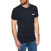 Superdry Orange Label Vintage Embroidered Short Sleeve T-Shirt - Eclipse Navy