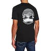 Protect Our Winters Pow Organic Short Sleeve T-Shirt - Black