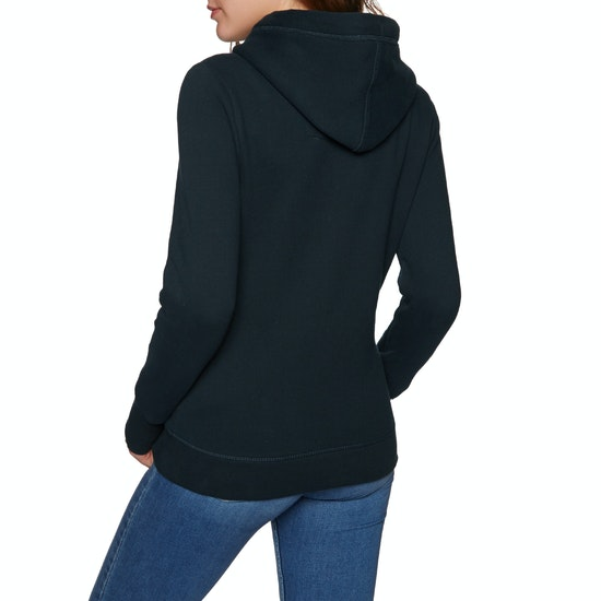 Superdry Orange Label Womens Zip Hoody