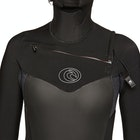 Rip Curl Flashbomb 6/4mm 2019 Chest Zip Hooded Wetsuit