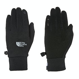 North Face ETIP Womens Gloves - TNF Black