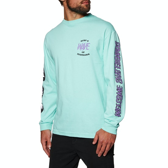 Welcome Waves Long Sleeve T-Shirt