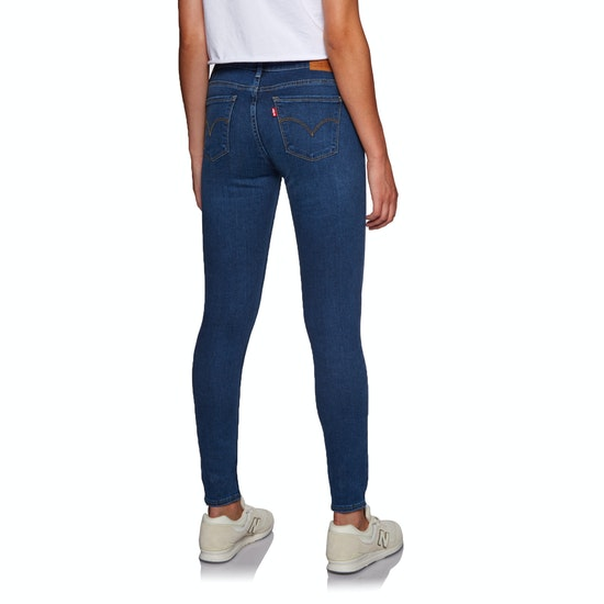 Levi's Innovation Super Skinny Prestige Indigo Ladies Jeans
