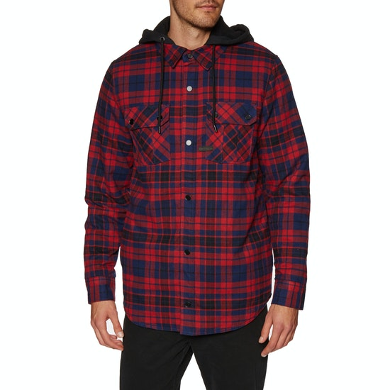 Volcom Field Insulated Flannel Snow Jacket
