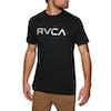RVCA Blinded Short Sleeve T-Shirt - Black