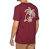 SWELL Dead Palms Short Sleeve T-Shirt - Blood