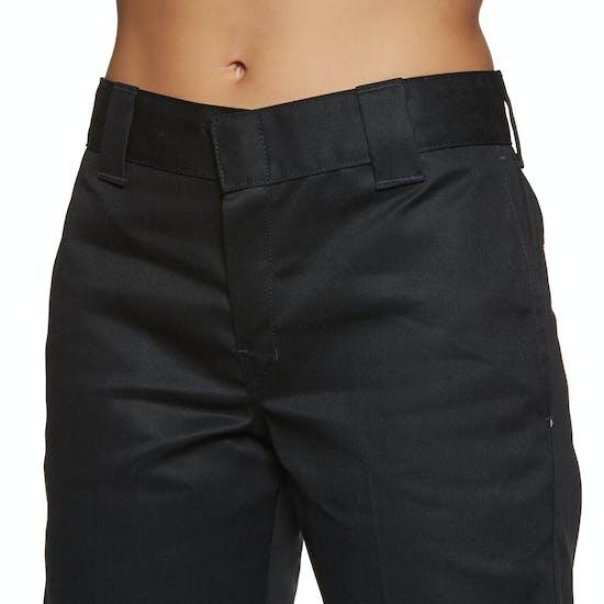 Shorts pour la Marche Femme Dickies 11 Inch Slim Straight Work