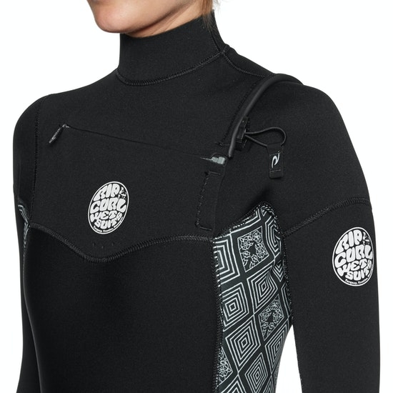 Rip Curl Dawn Patrol 5/3mm 2019 Chest Zip Wetsuit