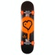 Blueprint Spray Heart 6.75 Mini Complete Skateboard