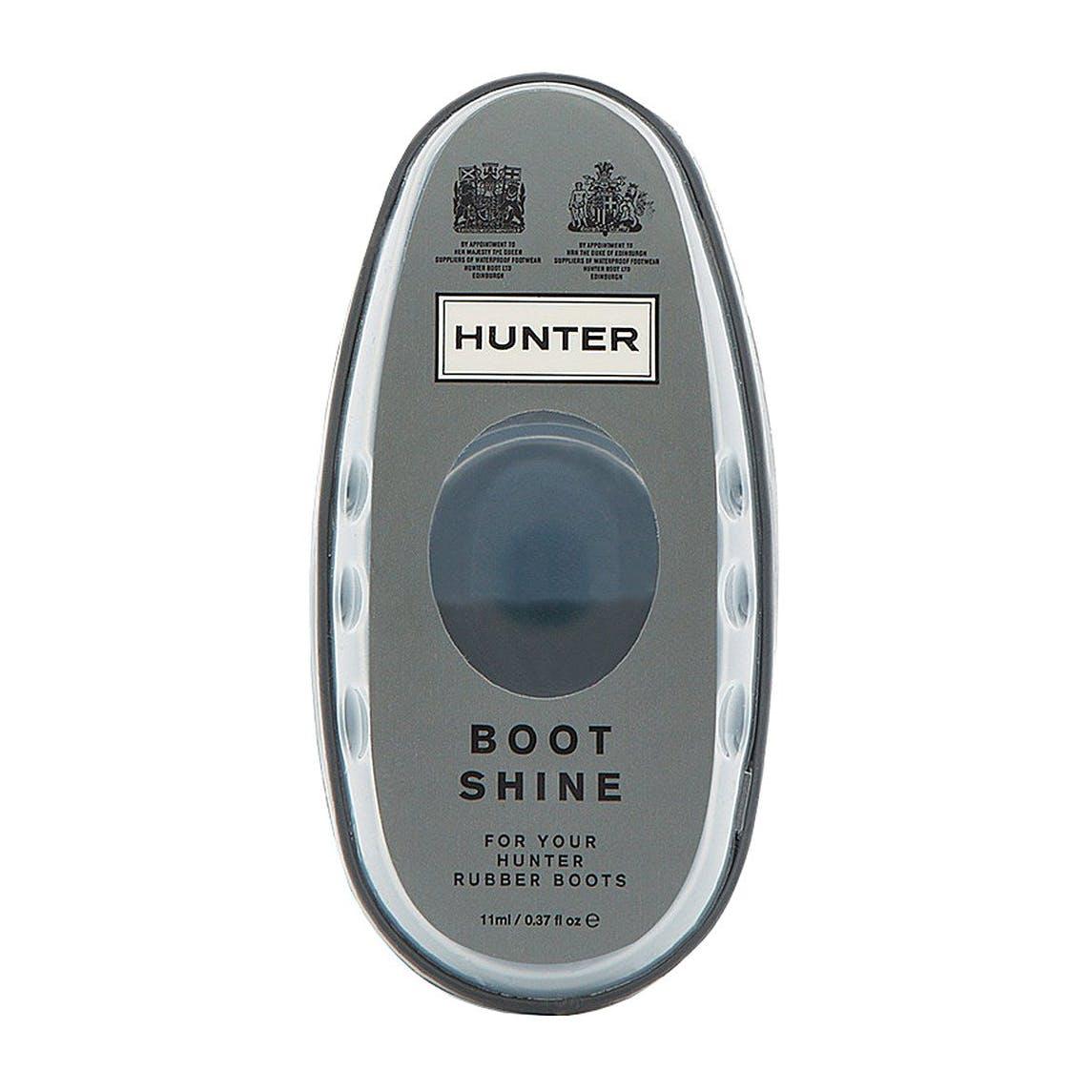 Pulizia Hunter Boot Shine