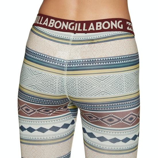 Billabong Warm Up Tech Ladies Base Layer Leggings