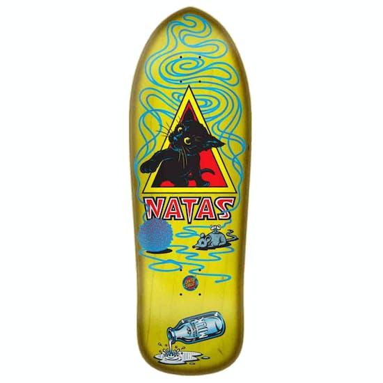 Santa Cruz Sma Natas Kitten 9.89 Inch Skateboard Deck