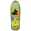 Santa Cruz Sma Natas Kitten 9.89 Inch Skateboard Deck - Yellow Sunburst Stain
