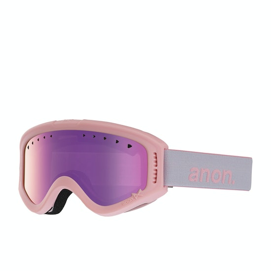 Anon Tracker Girls Snow Goggles