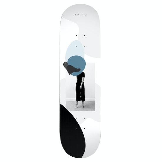SOVRN Act 8 Inch Skateboard Deck