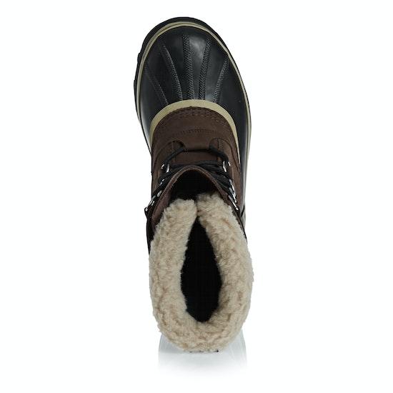 Sorel Caribou Faux Fur Boots